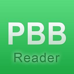 pbb reader电脑版8.4.7.2 官方最