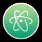 Atom text