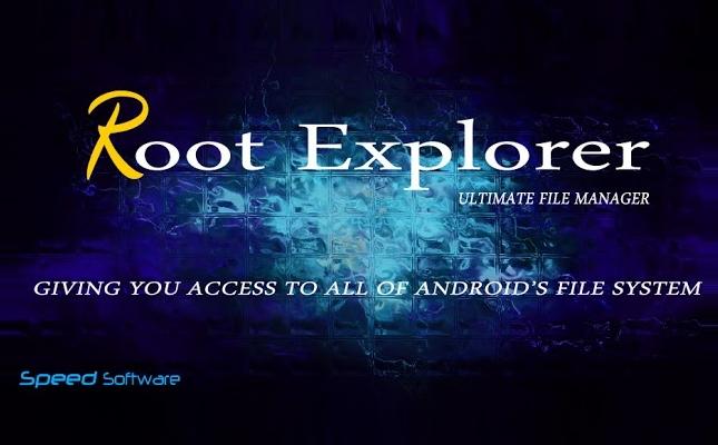 root-explorer R.E.管理器 汉化中文版