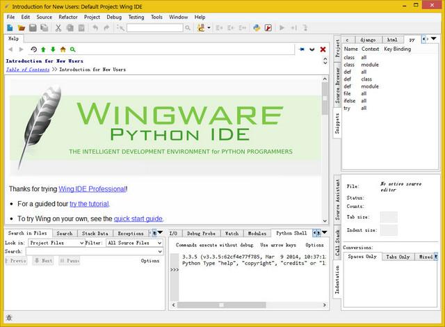 Wing IDE破解版 5.1.10 官方最新版