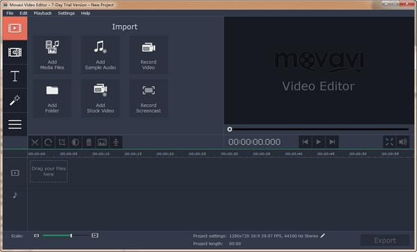 Movavi Video Editor 11 11.4.1 官方最新版