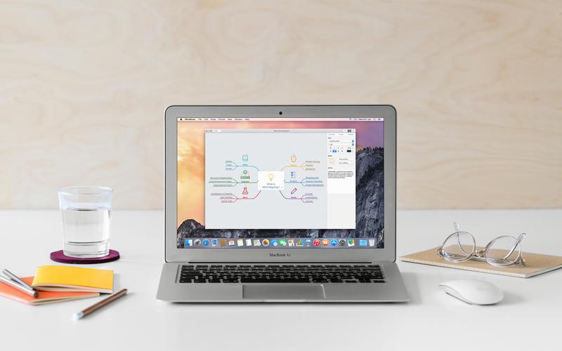MindNode Pro for mac 2.3.4 特别版