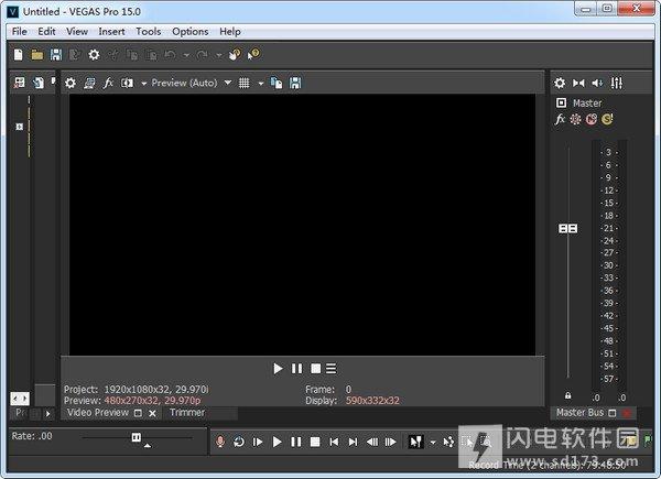 非编视频剪辑软件MAGIX Vegas Pro 15.0.177 官方最新版