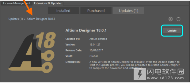 Altium Designer18破解版|altium designer 18 win10 (AD18) 18 1