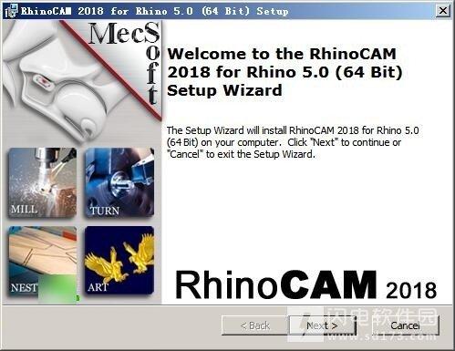 MecSoft RhinoCAM 2018破解版
