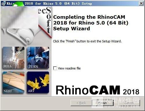 MecSoft RhinoCAM 2018下载地址(附图文教程)