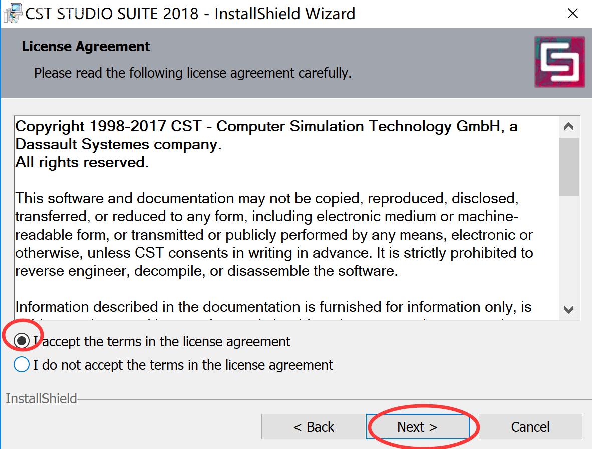 CST Studio Suite(cst2018破解版)2018下载安装和补丁破解激活教程