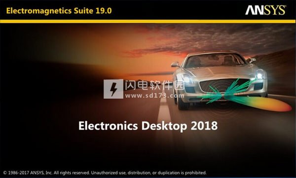 ANSYS Electromagnetics Suite 19 破解版