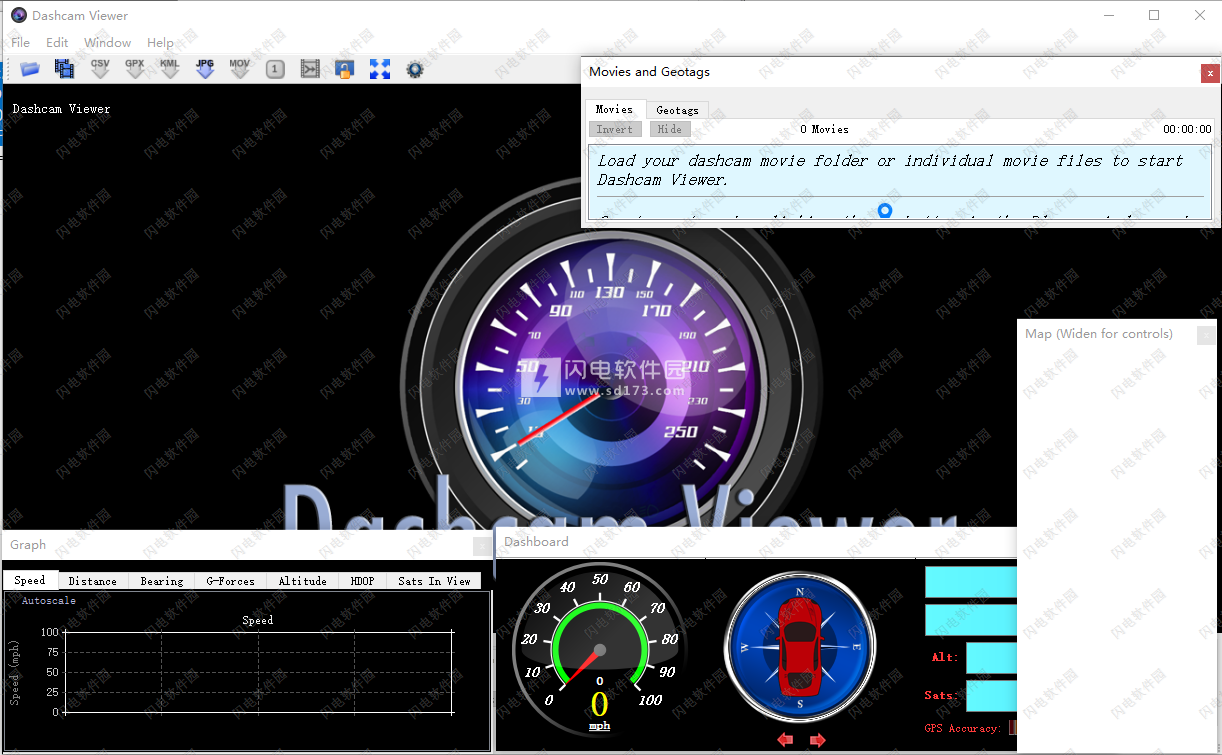 Dashcam Viewer 3.6.4 Crack with Registration Code