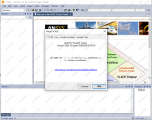 ANSYS SCAD
