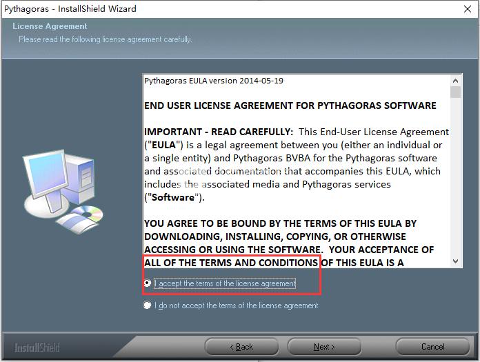 《Pythagoras CAD+GIS v16.13.0001测量地籍软件下载》
