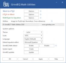 GrindEQ Ma
